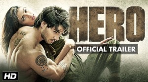 Hero 2015 Movie Review, Trailer, Star Cast & Story (Sooraj Pancholi and Athiya Shetty)
