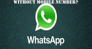 How To Download Whatsapp Without Mobile Number