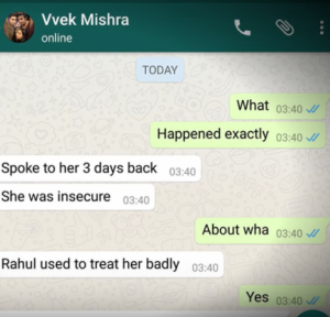 Pratyusha Banerjee Suicide Or Murder Case A New Twist