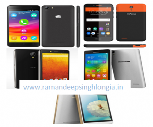 Top 5 Best Android Smart Phones Under Rs 8000